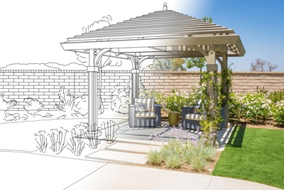 The Perfect Pergola for Your Sarasota Home