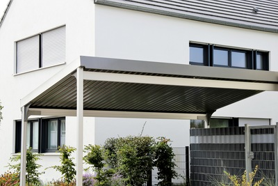 How Aluminum Carports Extend Your Work and Living Space