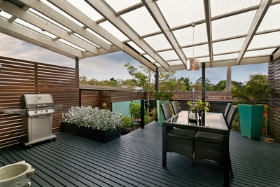 Escape the Elements with a Patio Cover