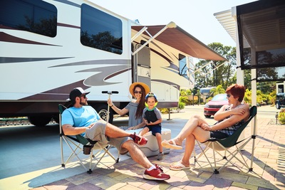 Protect Your RV with a High-Quality Aluminum Carport